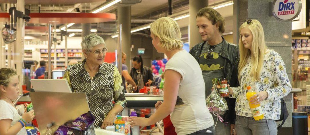 Open dag bij Stichting Voedselbank Noordwijk gedurende Week van de Voedselbanken